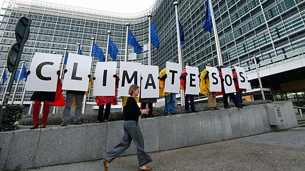 EU gibt nationale Klimaziele bis 2030 vor