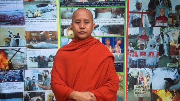 Wenn buddhistische Mönche gegen Muslime hetzen