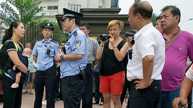 Überraschend mildes Urteil gegen chinesischen Bürgerrechtler