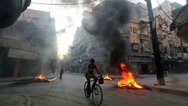 Aleppo – Assad nützt die Gunst der Stunde