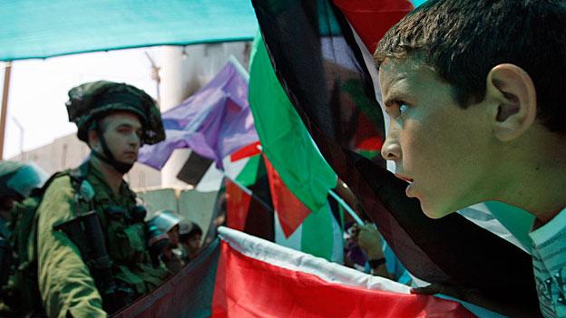 Israel - 12-Jährige unterstehen Terrorismusgesetzen