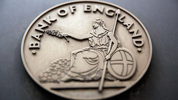 Die «Bank of England» sieht schwarz