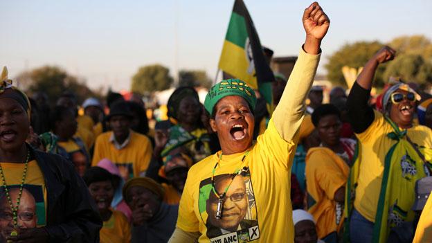 Wahlen Südafrika: Weckruf für ANC