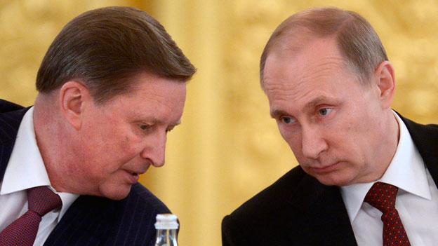 Putin entlässt überraschend seinen Stabschef