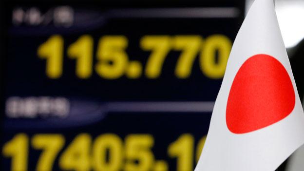 Japans Wirtschaft kommt nicht vom Fleck