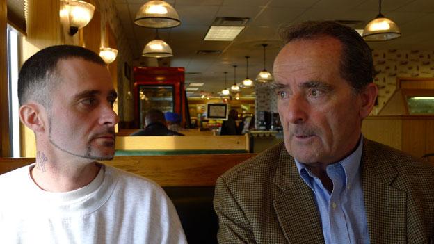 «Divided we stand» – John Murphy, freiwilliger Häftlingsbetreuer