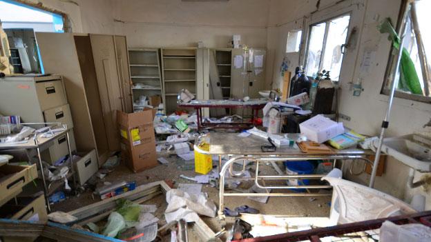 Angriffe auf Spitäler im Jemen
