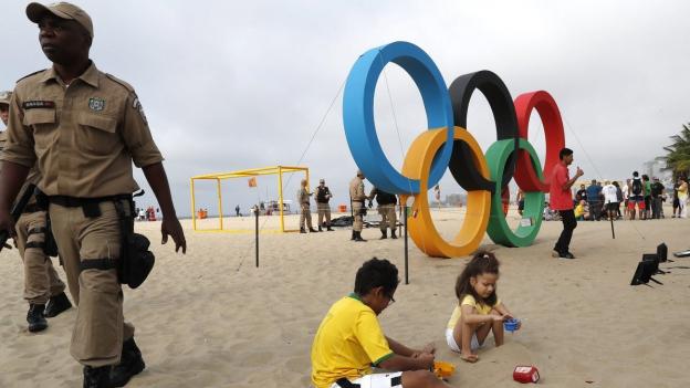 Olympischer Geist kaum zu spüren
