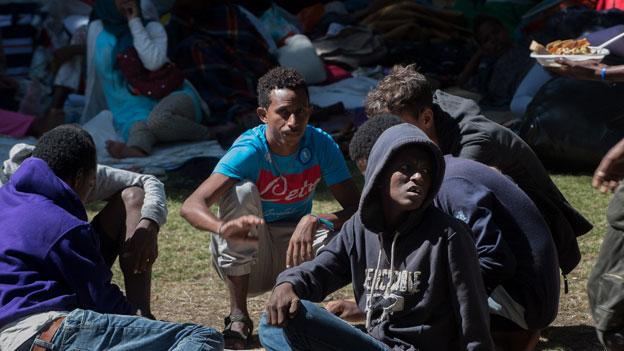 Schweiz und Italien kooperieren gut im Asylwesen