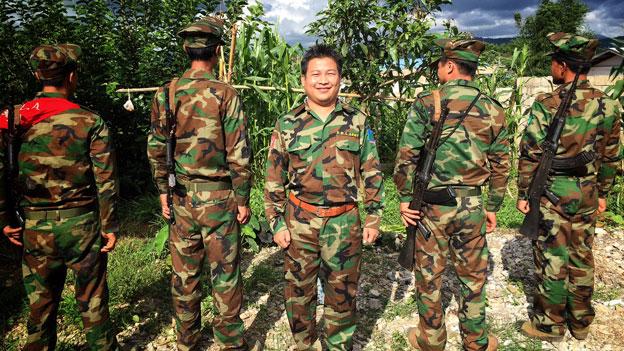 Burmas riesiges Drogenproblem