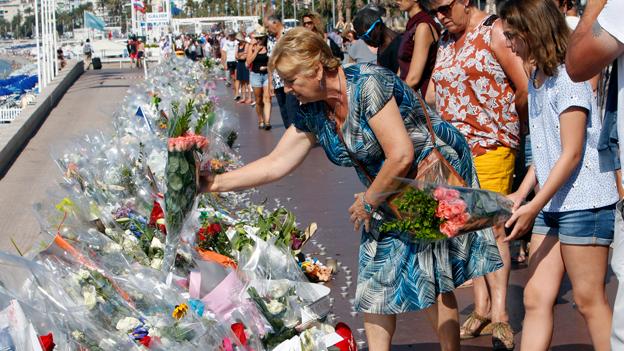 Trotz Terror droht keine Gesellschaft der Angst