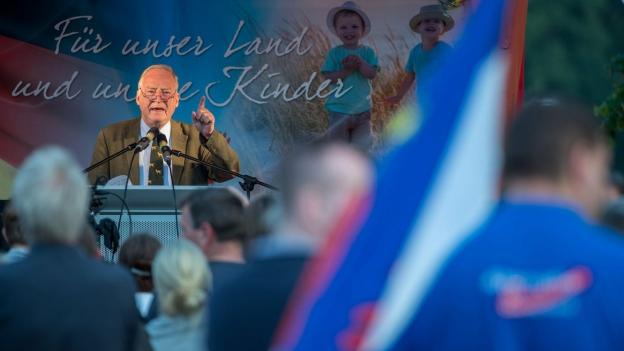 AfD dürfte in Mecklenburg-Vorpommern zweitstärkste Kraft werden