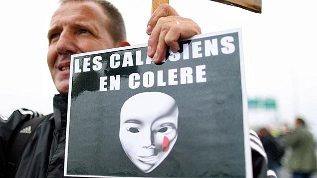Unhaltbare Zustände in Calais – für Flüchtlinge und Bevölkerung