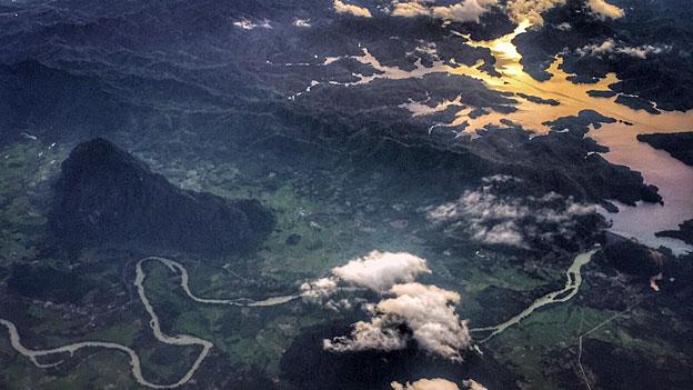 Die Bombenfelder von Laos