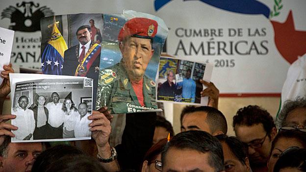 Lateinamerikas linke Regierungen in der Krise