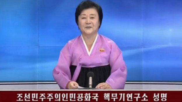 Selbst China verurteilt Nordkoreas Atomtests