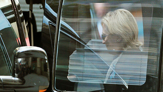 Hillary Clintons Gesundheit wird zum Politikum