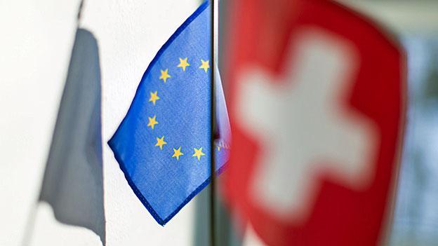 Brüssel, Bern und die Zuwanderungsinitiative – kaum Annäherung