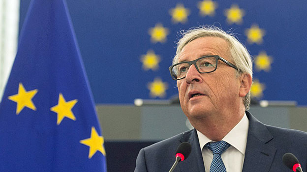 «State of the Union» des EU-Kommissionspräsidenten