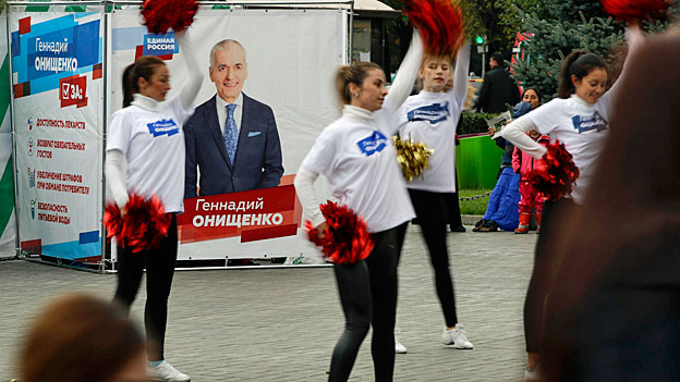 «Generation Putin» – illusionslos an die Wahlurnen