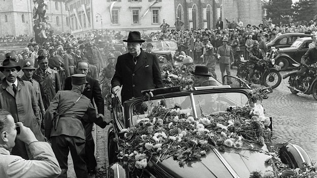 70-jährige Vision – Churchills Rede zu Europa