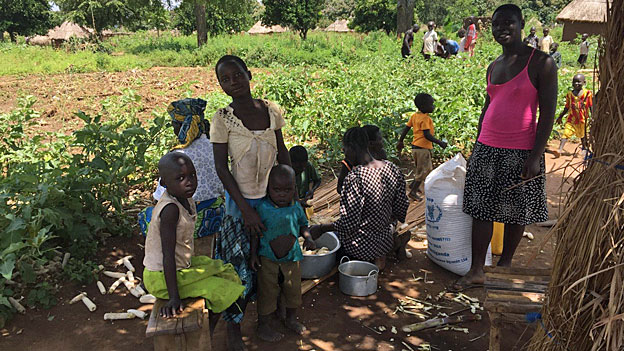 Willkommenskultur für Flüchtlinge – in Uganda
