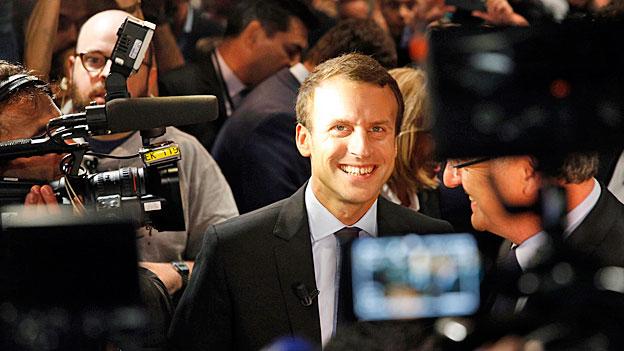 Emmanuel Macron – der heimliche Favorit