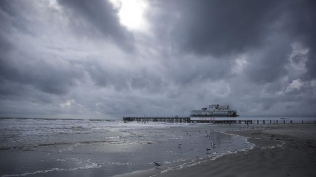 Hurrikan «Matthew» trifft auf Florida und South Carolina