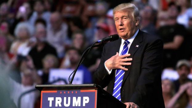 Trump wegen vulgären Äusserungen massiv unter Druck