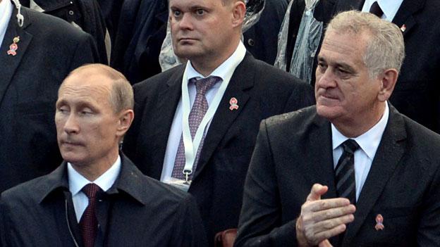 EU oder Russland? - Balkanländer wägen ab
