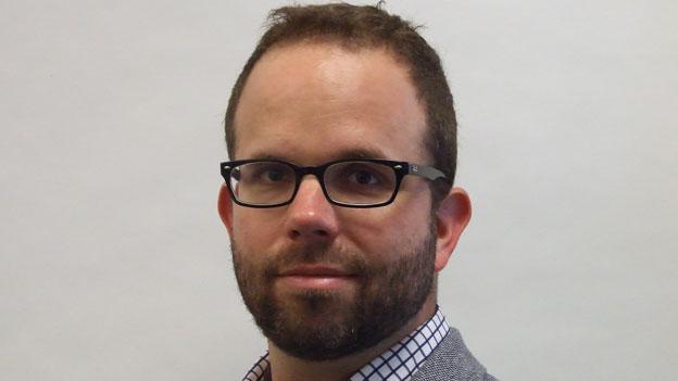 SRF-Korrespondent David Nauer: Syrienkrieg, Putin und die Russen
