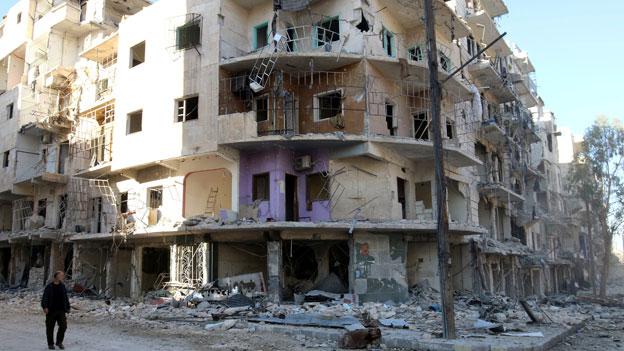 Feuerpause in Aleppo verlängert