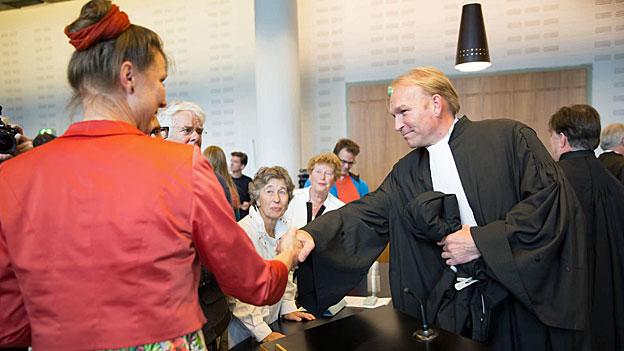 Erfolgreiche Klimaklage in den Niederlanden