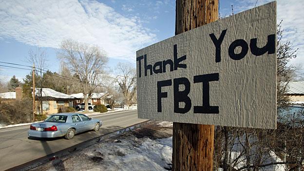 Das FBI mischt den Präsidentschaftswahlkampf auf