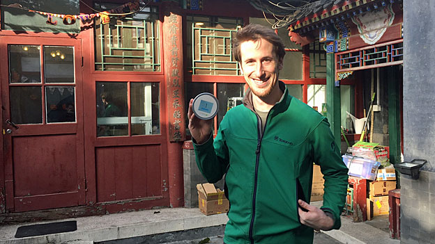 Ein Schweizer verhilft Peking zu besserer Luft