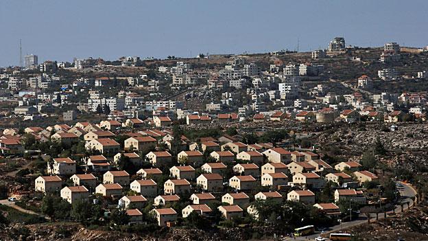 Knesset diskutiert Gesetz zugunsten illegaler Siedlungen