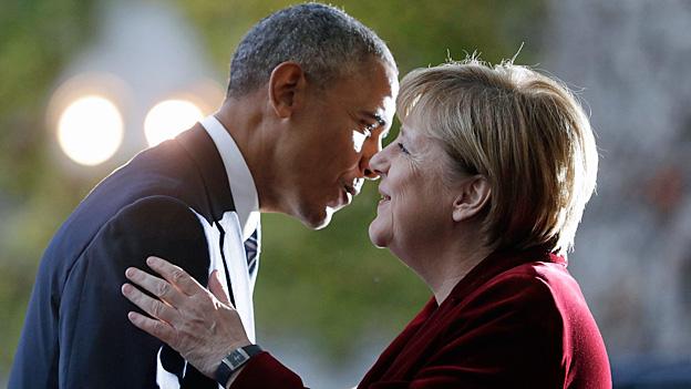 Barack Obama – Abschied in Berlin