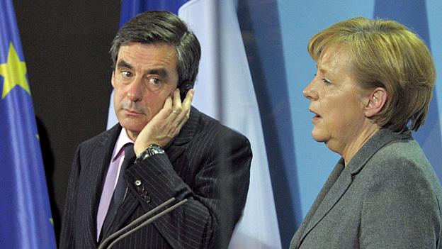 Merkel und Fillon als Bollwerk gegen Populismus?