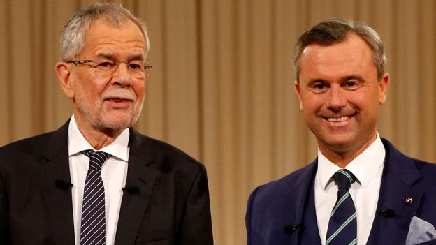 Österreichs Grossparteien schmollen