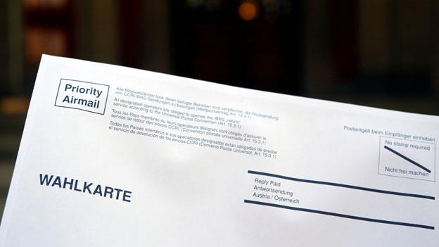 Österreich: Des Wahlkampfs und des Wählens müde