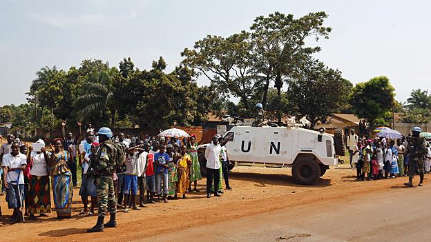 Audio «22 Mrd. Dollar für humanitäre Hilfe» abspielen.
