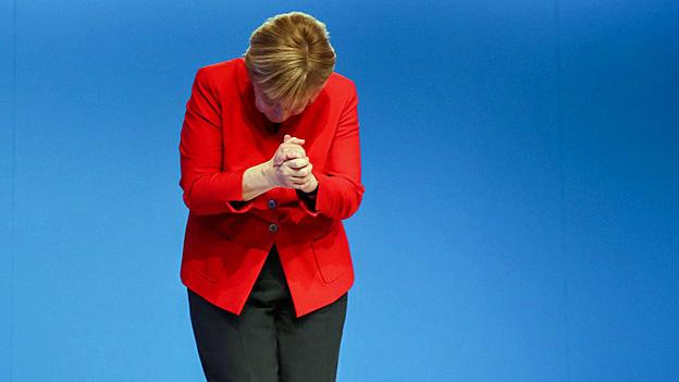 Die CDU auf Identitätssuche am Parteitag in Essen