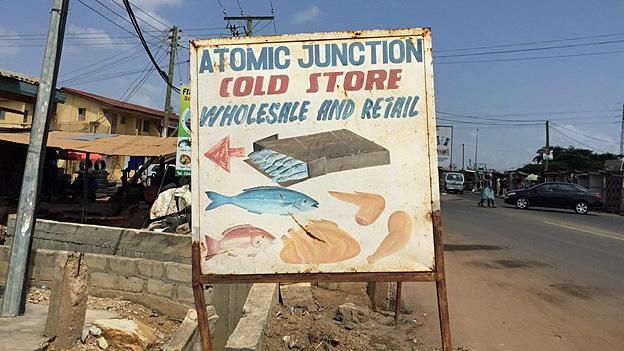 Afrikas «Atomic Road» in Ghana