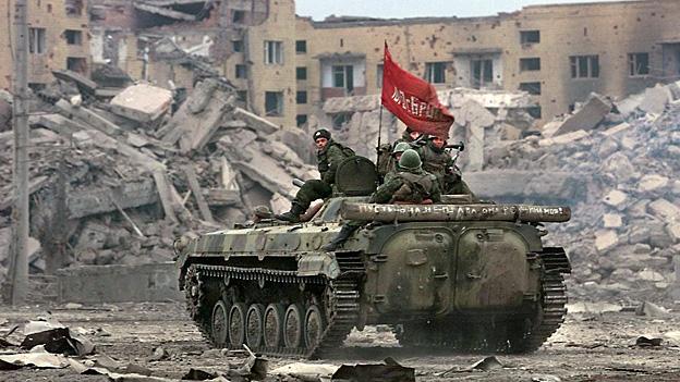 Die Lage in Aleppo weckt Erinnerungen an Grosny