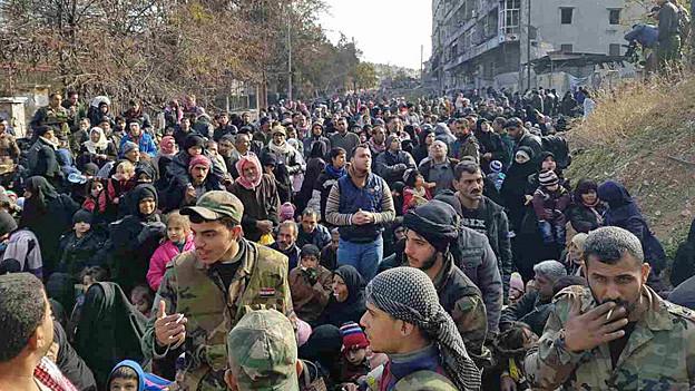 Audio «Syrische Opposition im Exil» abspielen.