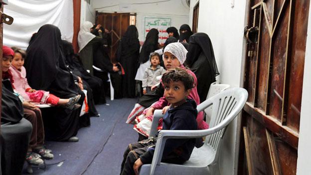 Die verheerenden Folgen des zweijährigen Krieges in Jemen