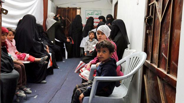 Audio «Jemen: Eine Flucht ist fast nicht möglich» abspielen