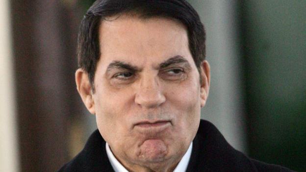 Die Schrecken der Diktatur Ben Ali