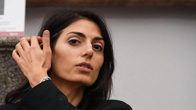 Roms Bürgermeisterin Raggi unter Druck