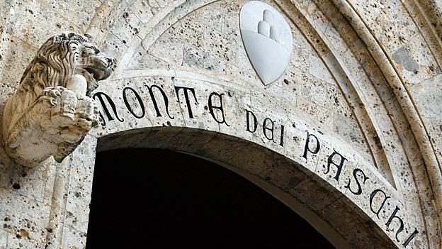 Monte dei Paschi di Siena - der Staat als letzte Hoffnung